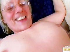 Gorąca Babcia Kutas dmuchanie
