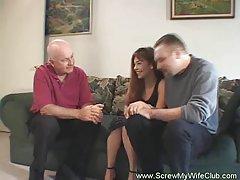 Mąż filmy porno pl popiera jego żona kurwa