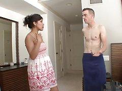 Porno filmiki free ciotka gorący hiszpański